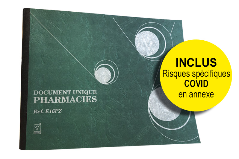 Document unique en Pharmacie